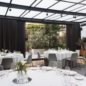 Banquet Setup Forum A Solomillo Restaurant