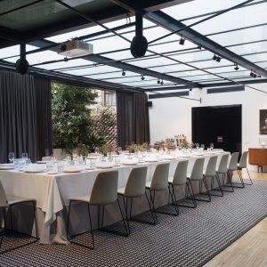Boardroom Setup Forum A Solomillo Restaurant