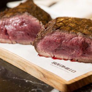 Sirloin steak, beef, ribeye steak